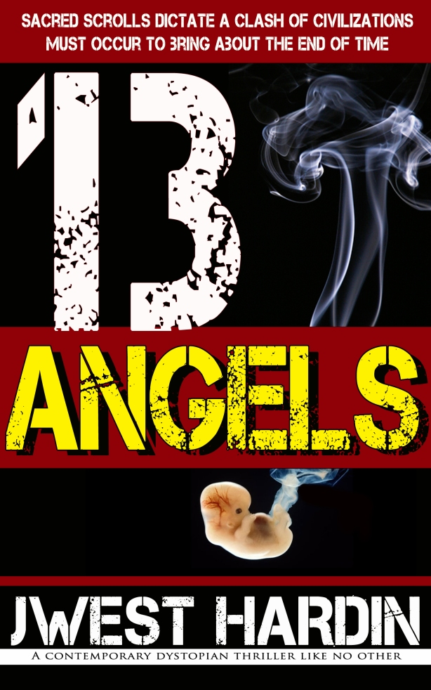 13 Angels cover
